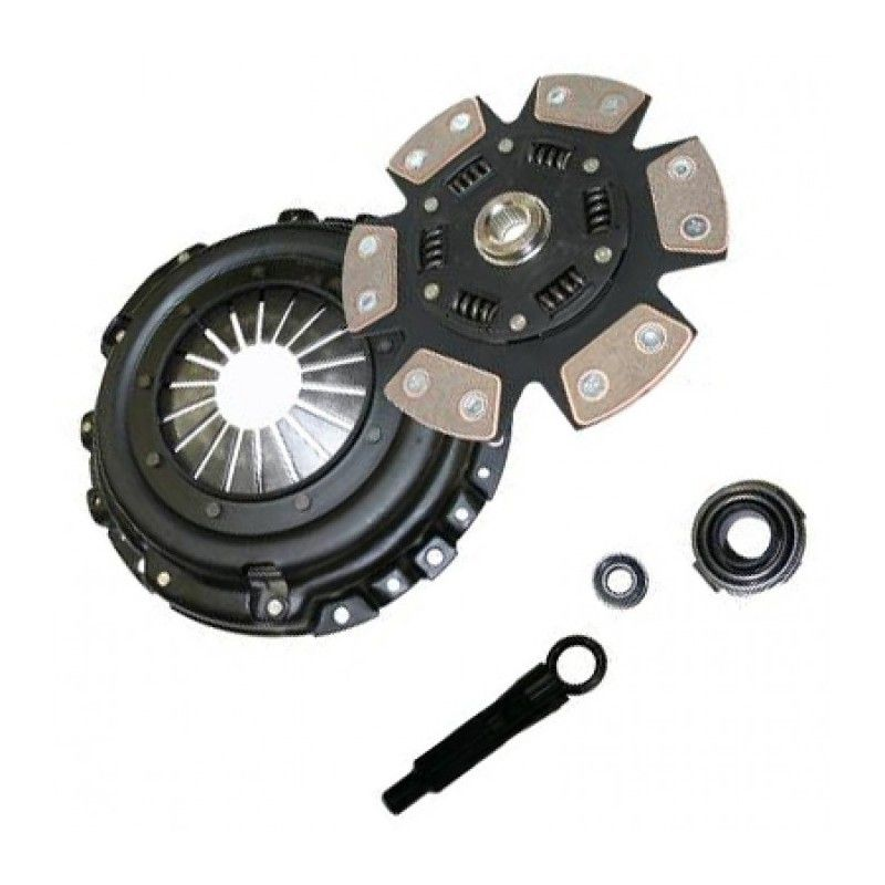 Competition Clutch K-Series Stage 4 Sprung Clutch Kit-A1