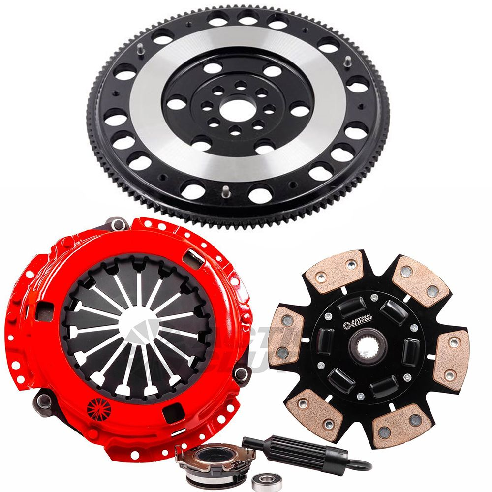 Action Clutch Stage 3 Clutch Kit Flywheel Package
