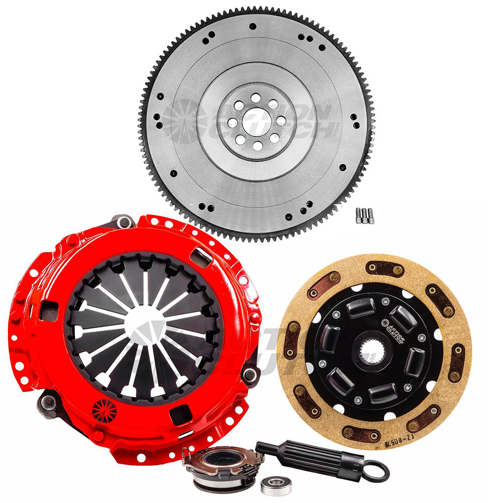 Action Clutch Stage 2 Clutch with OE Flywheel