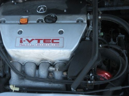 AEM 02-06 RSX Type-S Cold Air Intake: Silver-A2