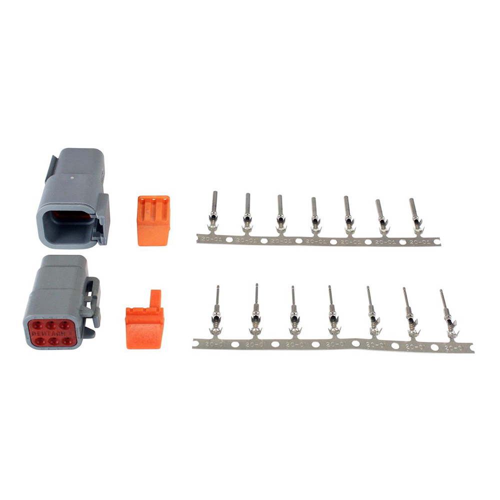 AEM Electronics DTM-Style 6-Way Connector Kit