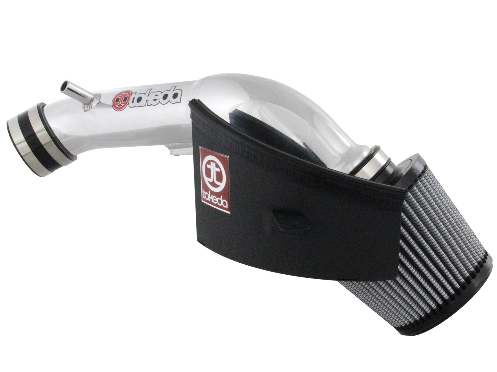 Takeda 13-17 Accord 2.4L Polished Stage 2 Pro 5R Intake System