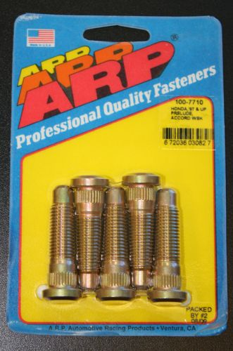 ARP Stock Wheel Stud Kit M12x1.5 5pk-A2