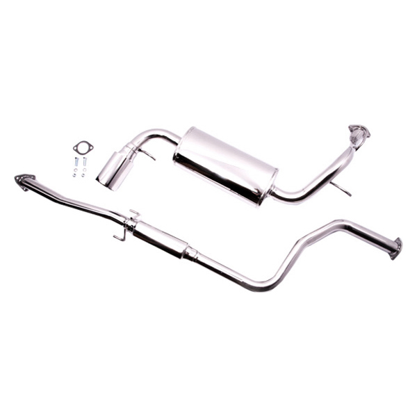 thermal cl cat back exhaust system  k series parts