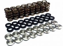 Brian Crower K-Series Valve Springs with Seats and Titanium Retainers