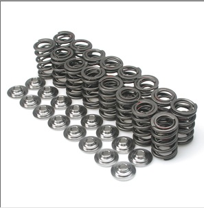 Brian Crower Valve Springs & Retainers (Titanium Retainer/Spring Seats )
