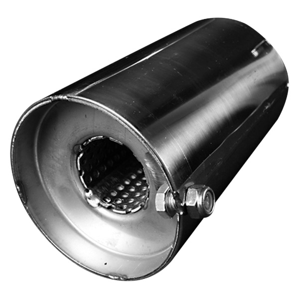 Buddy Club Spec ii Exhaust Silencer: Small