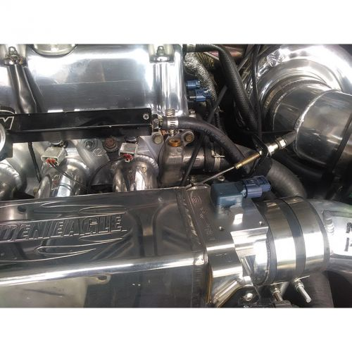 Blox Racing 02-06 RSX Type-S / 02-05 Civic Si 70mm K-Series Throttle Body