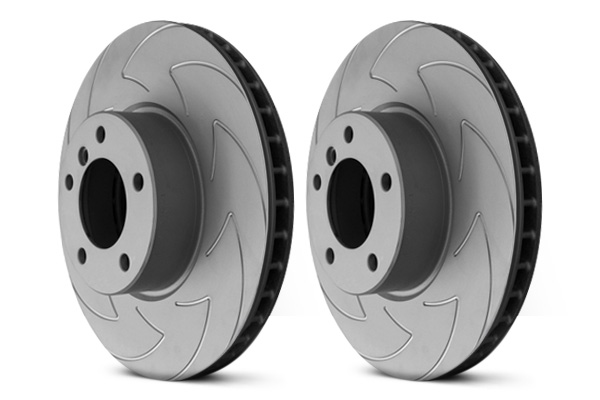 EBC High Carbon Blade Front Rotors (Pair)