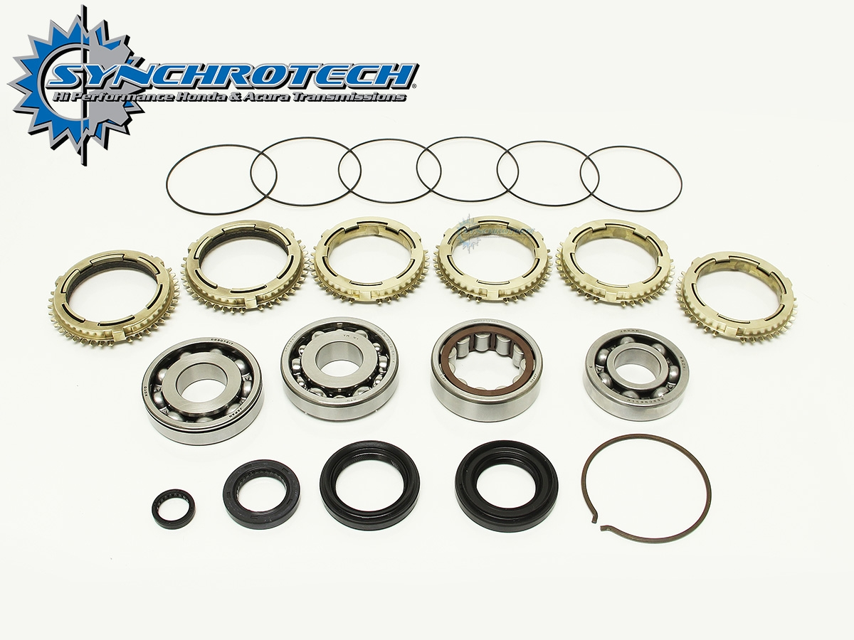 SynchroTech 02-04 Civic Si Carbon Rebuild Kit