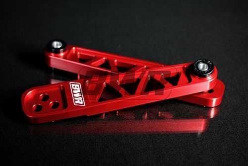 Blackworks 02-06 RSX Lower Control Arms: Red