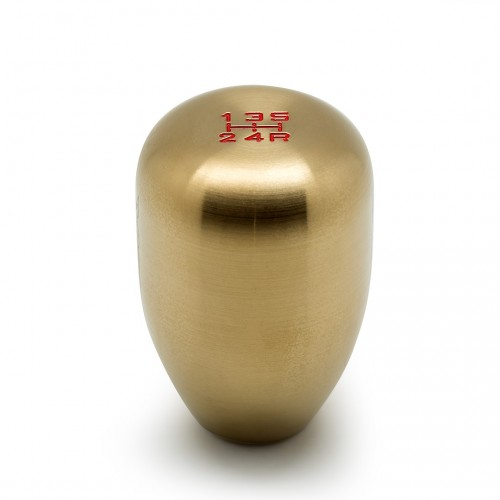 Blox Racing Original 5 Speed Shift Knob: Bronze