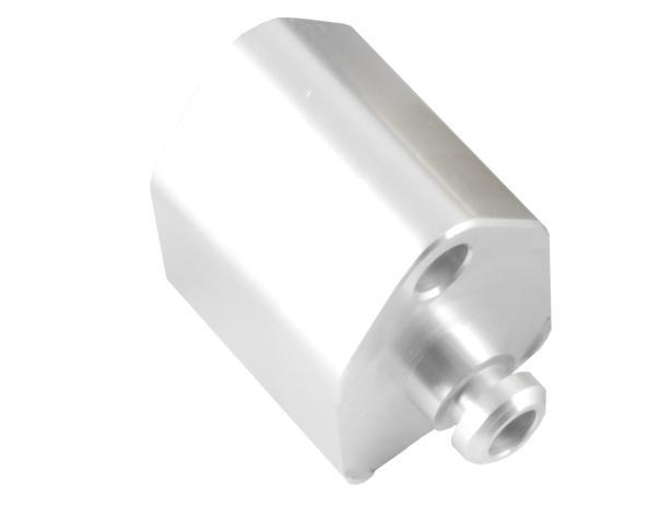 Blox Racing Type-C Map Bypass Valve: Silver