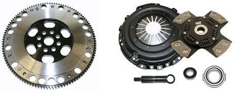 Competition Clutch Stage 5 Sprung Clutch Kit w/ UltraLightw Flywheel