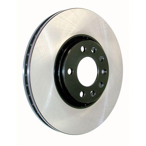 Premium Solid Rear Brake Rotor Centric