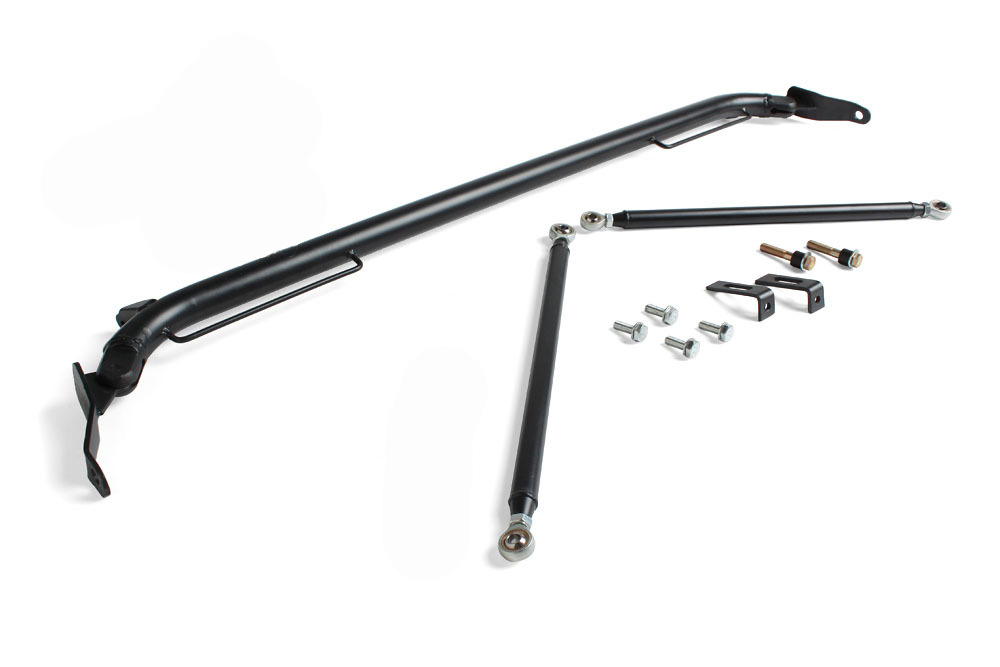 Cipher Auto 16-18 Civic Black Harness Bar