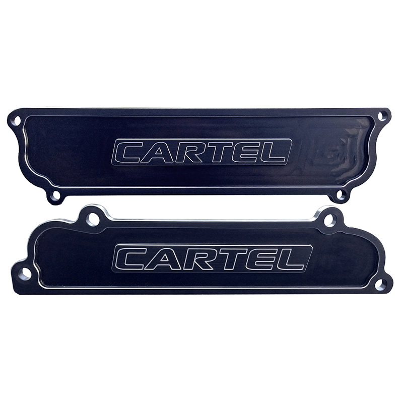 Drag Cartel K-Series Intake and Exhaust Port Covers