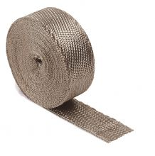 "Design Engineering Titanium Heat Wrap 2""x50'"