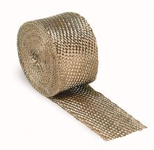"Design Engineering Titanium Heat Wrap 2""x15'"