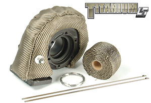 Design Engineering Titanium Turbo Heatshield Kit (T3)