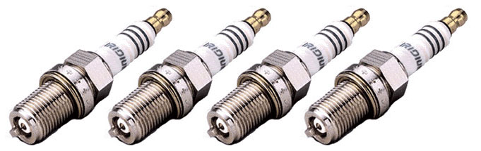Denso Iridium Power Spark Plugs: 4 Pack