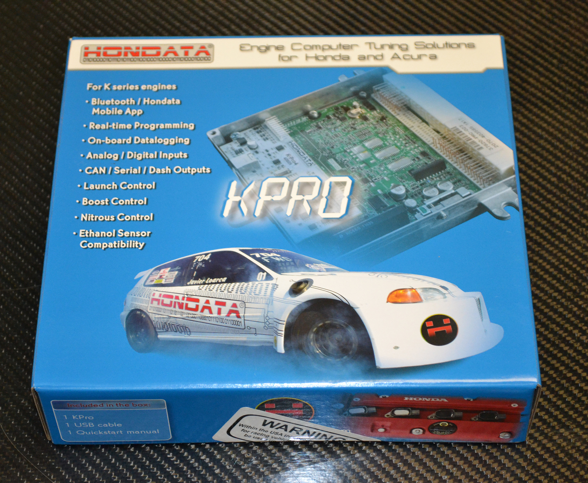 02-04 KPRO with ECU in stock ready to ship | 2 in stock