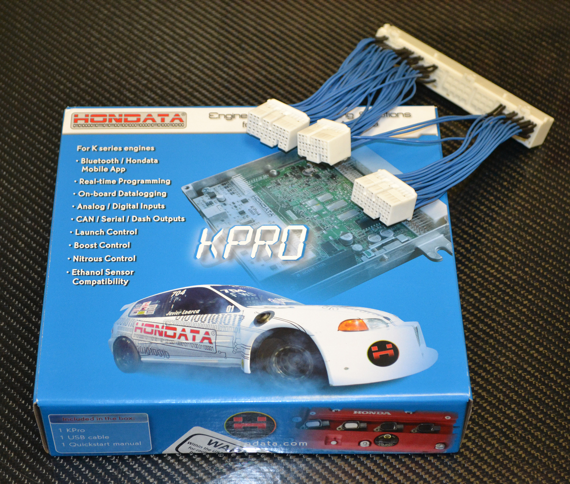 KPRO With ECU In Stock Ready To Ship In Stock Club RSX - Acura rsx kpro