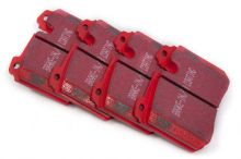 EBC 02-06 RSX / 02-15 Civic SI Redstuff Rear Brake Pads