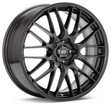 Enkei EKM3 Gunmetal Wheel: 18x8 5x114.3 40mm offset 72.6 Bore