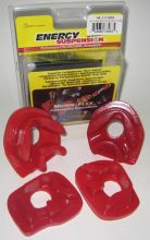 Energy Suspension 02-06 RSX / 02-05 Civic Si Engine Mount Inserts: Red