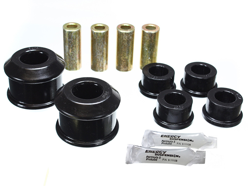 Energy Suspension Front Control Arm Bushing: Black
