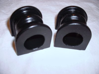 Energy Suspension 02-04 RSX 19mm Black Sway Bar Bushings-A1
