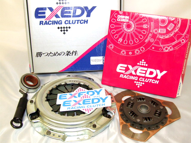 Exedy Cerametallic Clutch Kit: Thick Disc