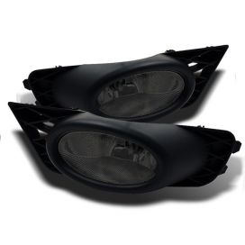 Spyder Auto 09-11 Civic Coupe Foglight Kit: Smoke