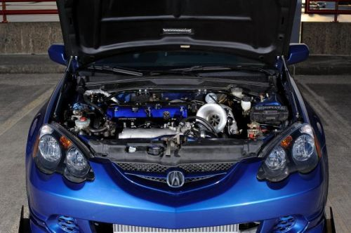 FullRace RSX T EFR Twin Scroll Turbo Kit K Series Parts - Acura rsx type s turbo kit