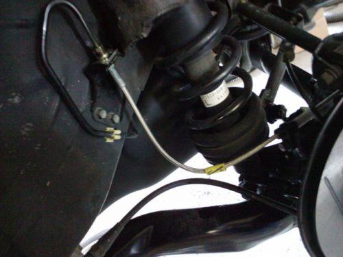 Goodridge G-Stop SS Brake Line Kit for 2002-2006 Acura RSX