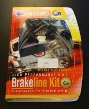 Goodridge 02-06 RSX G-Stop Brake Lines