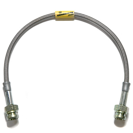 Goodridge Stainless Steel Clutch Line