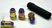 Gorilla Prizm Light Lug Nuts: 20 pack M12 x 1.5
