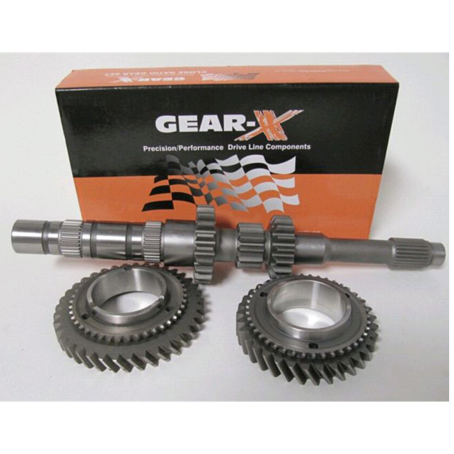 Gear-X K-Series 1st and 2nd Drag Kit I Gear Set