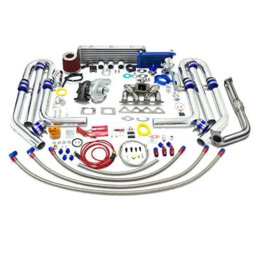 Rev9Power 88-00 Civic VTEC T3T4 Turbo Kit