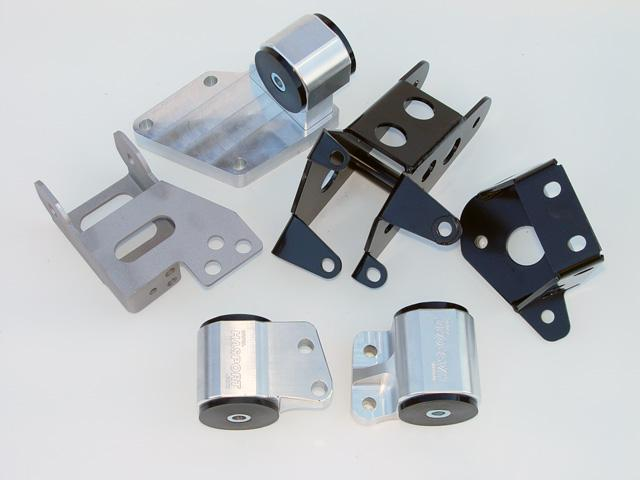 Hasport Billet Mount Kit: 88a