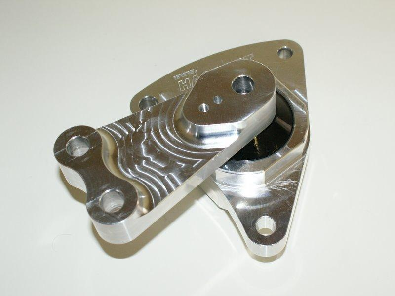 Hasport Billet Passenger Side Mount: 62a