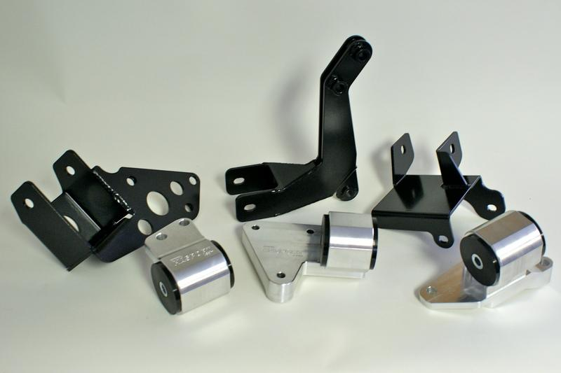 Hasport Billet Mount Kit: Solid