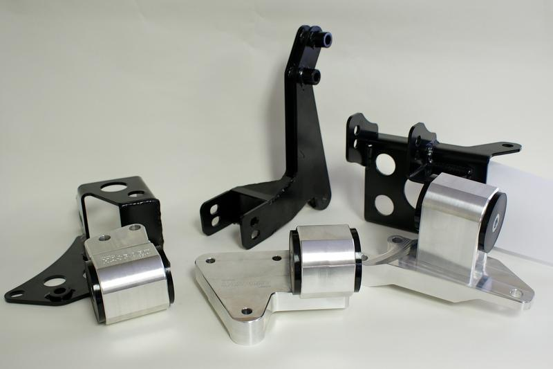 Hasport Billet Mount Kit: 62a