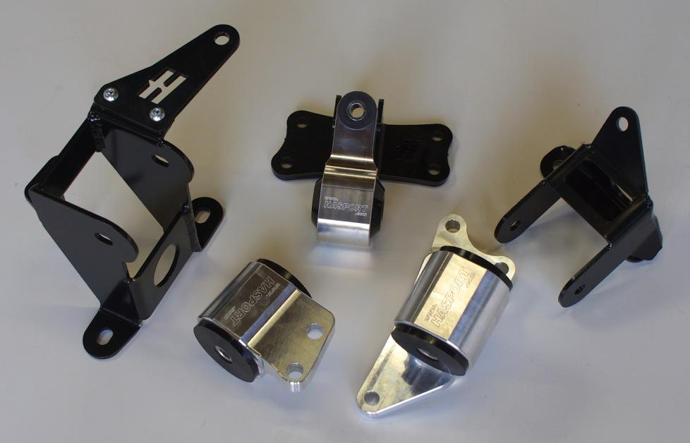 Hasport Billet Mount Kit Insert: 88a