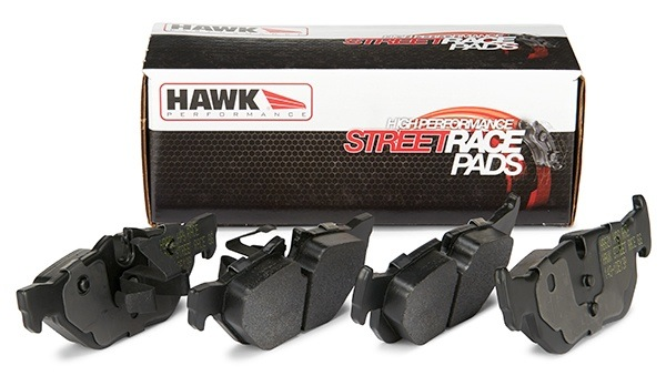 Hawk HP Street Race Front Brake Pads