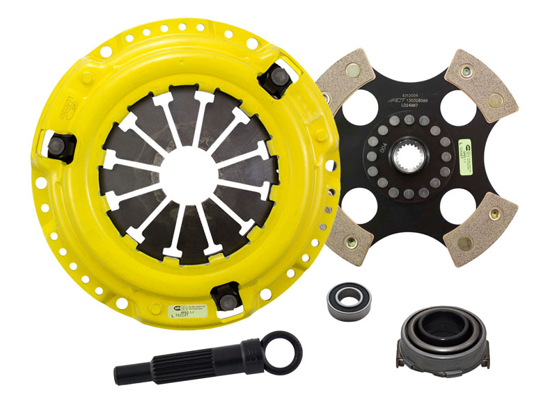 ACT 92-05 Civic SOHC MAXX 4-Puck Unsprung Clutch Kit