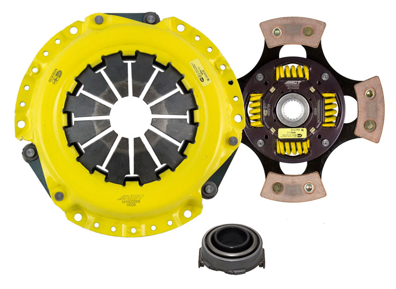 ACT 06-15 Civic 1.8L HD/Race Sprung 4 Pad Clutch Kit