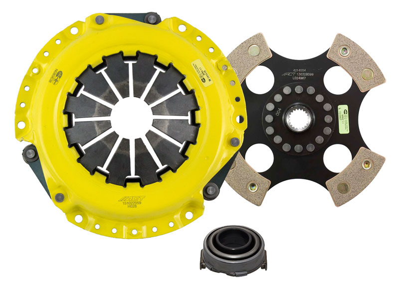ACT 06-15 Civic 1.8L HD/Race Rigid 4 Pad Clutch Kit